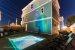 image of nighttime pool thumbnail