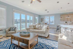 image of VRBO living room